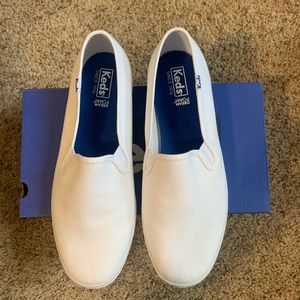 Keds Champion Slip on White